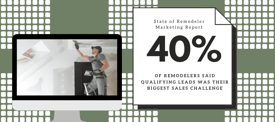 Biggest Sales Challenge for Remodelers