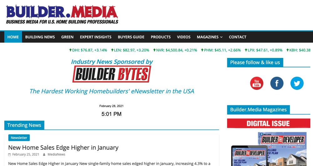 Builder-Media