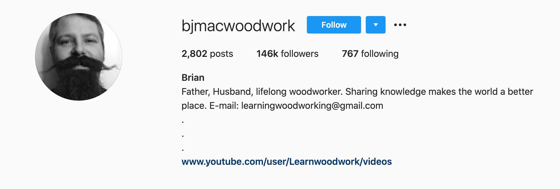 bj-mac-woodwork-instagram-profile