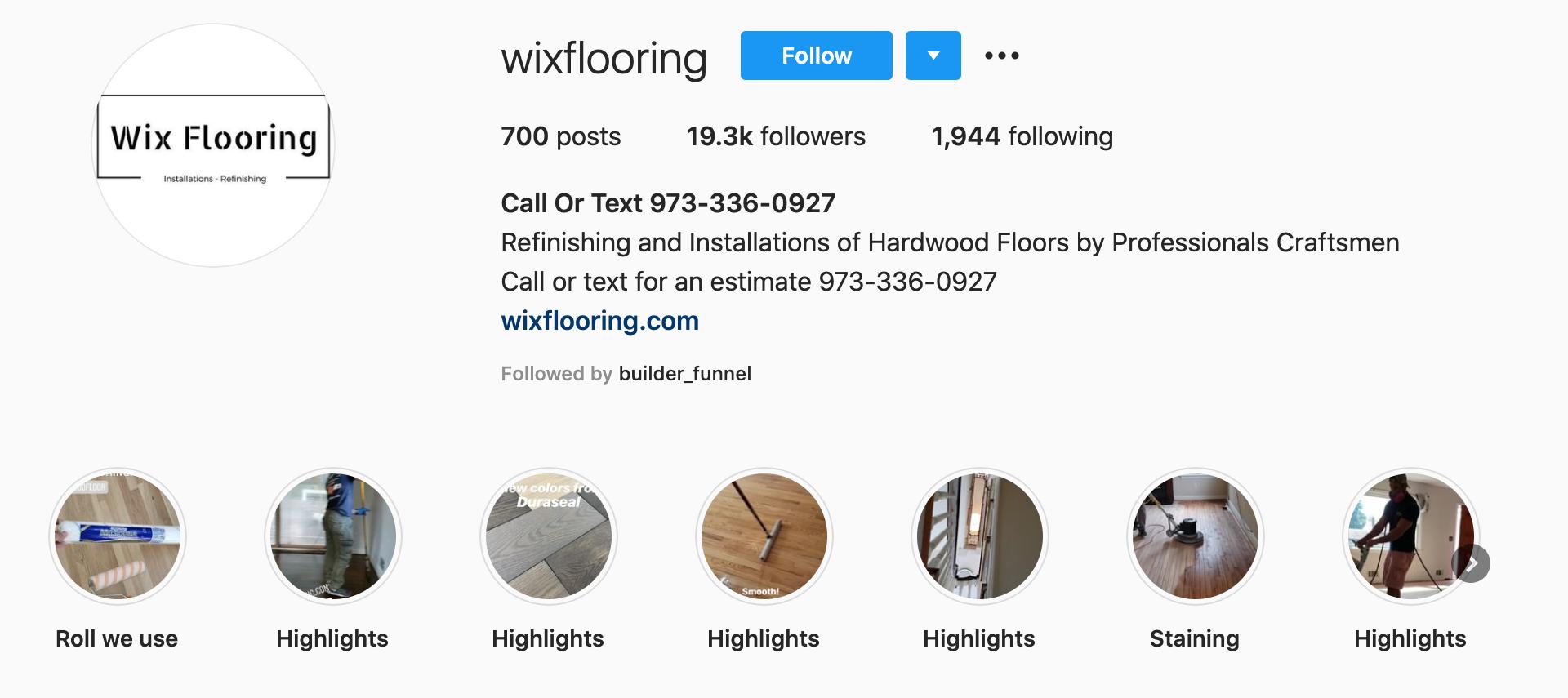 wix-flooring-instagram-profile