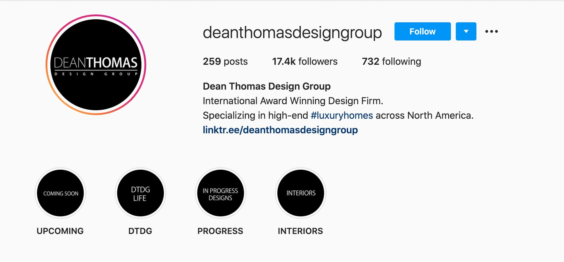 deanthomasdesigngroup-instagram-profile