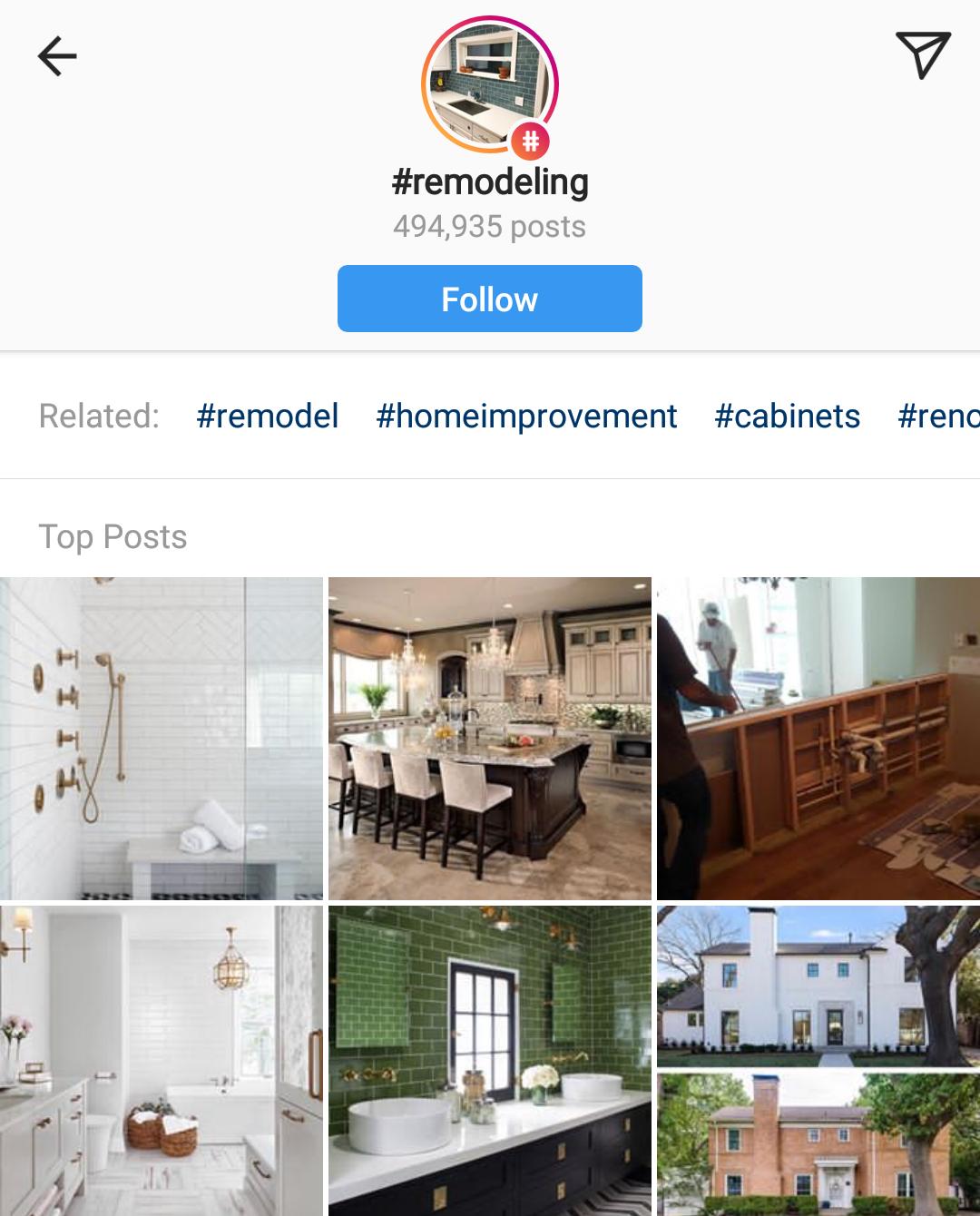 Using Relevant Hashtags on Instagram