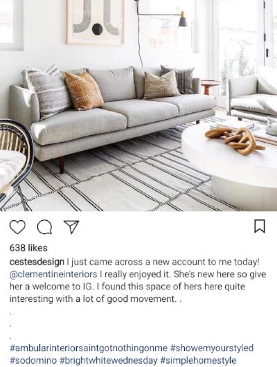 Using the Right Hashtag Caption