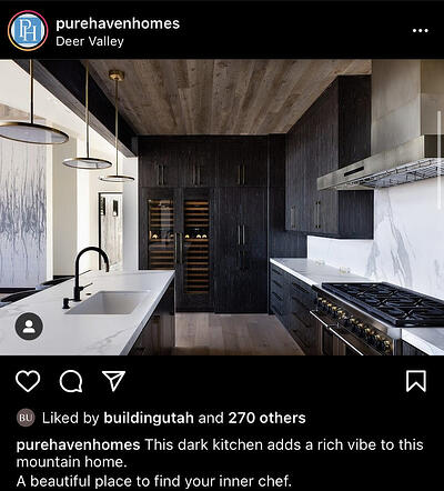 Instagram Post Ideas for Contractors, Remodelers, and Home Builders - Post House #goals