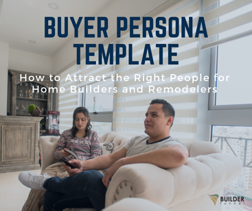 Cover - Buyer Persona Template