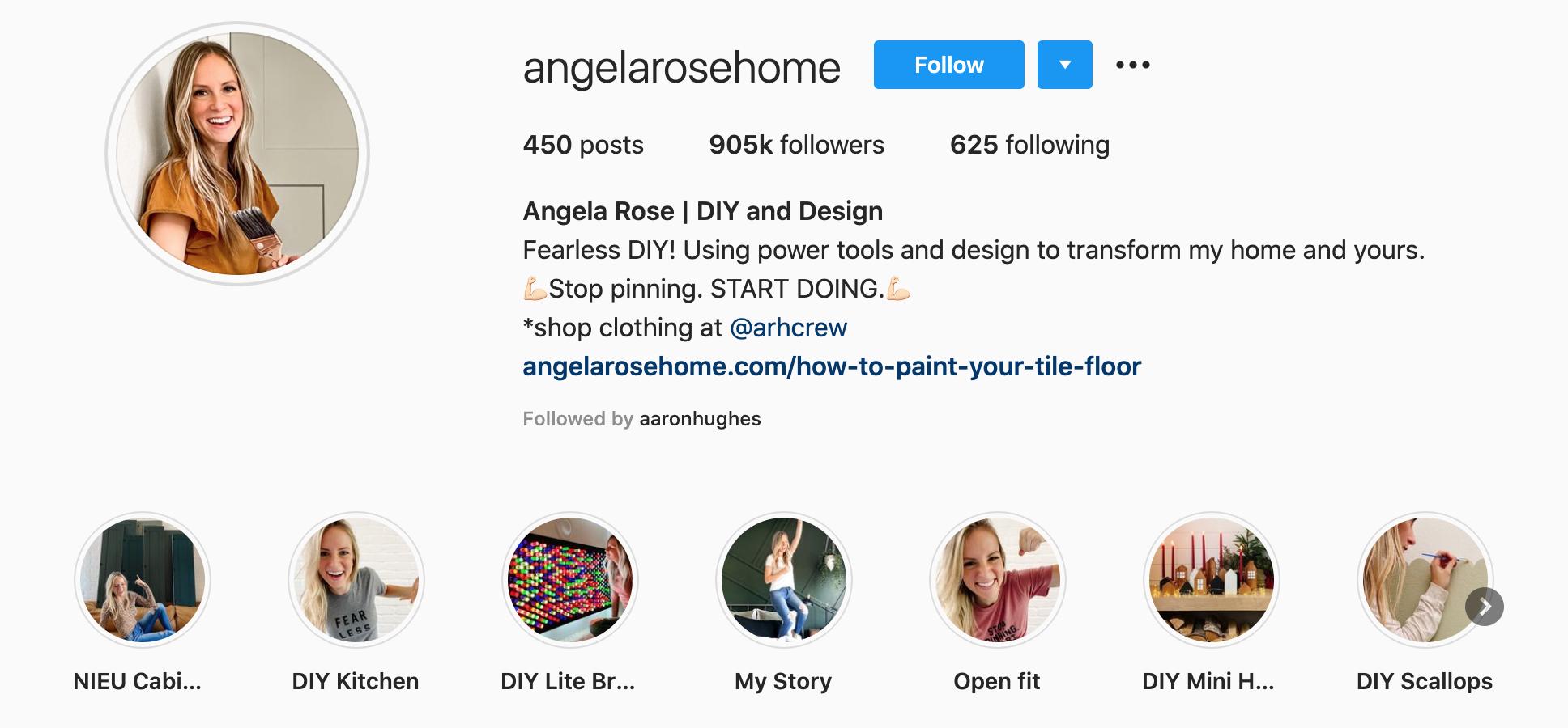 angela-rose-instagram-profile-alegalrosehome