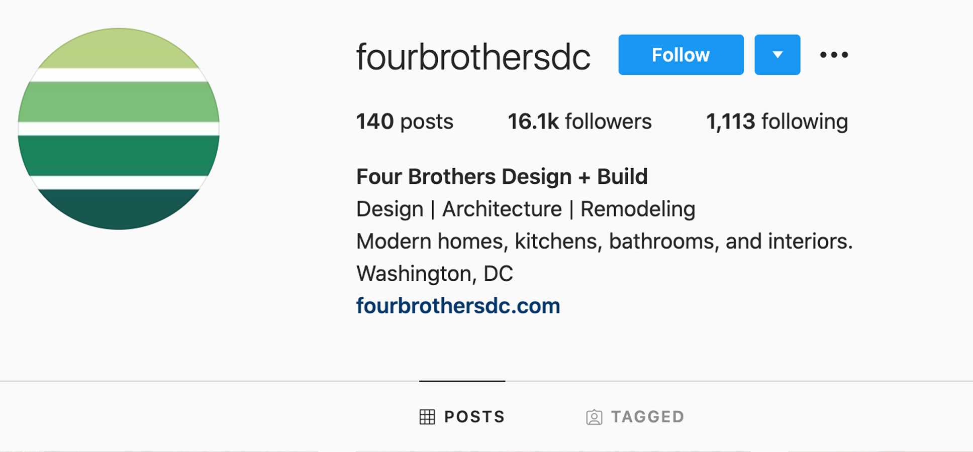 four-brothers-design-&-build-fourbrothersdc-instagram-profile