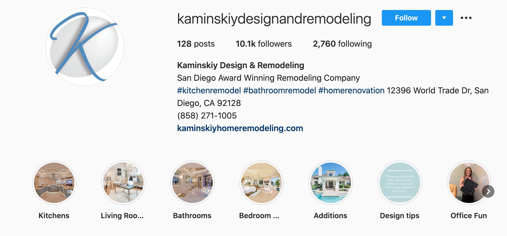 kaminskiy-design-&-remodeling-kaminskiydesignandremodeling-instagram-profile
