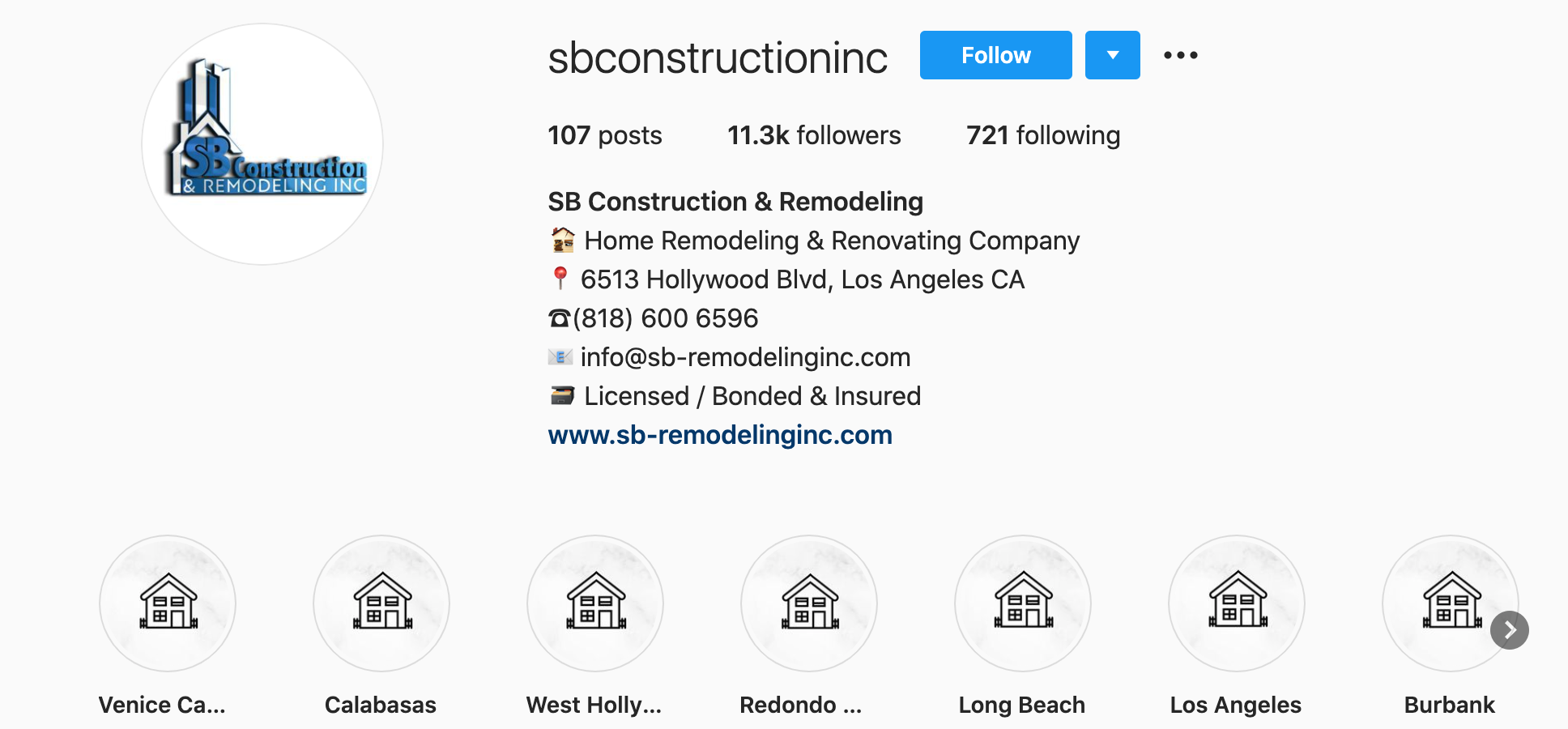 sb-construction-&-remodeling-sbconstructioninc-instagram-profile