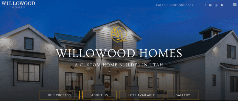 Willowood Homes