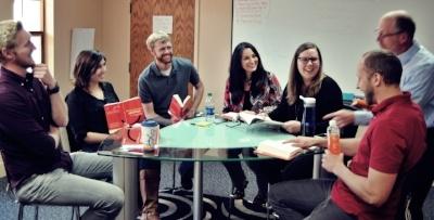 inbound educators client services meeting