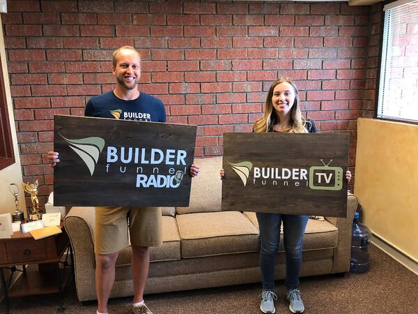 Builder Funnel Radio and TV
