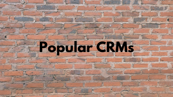 What is the best CRM for Home Builders (4)