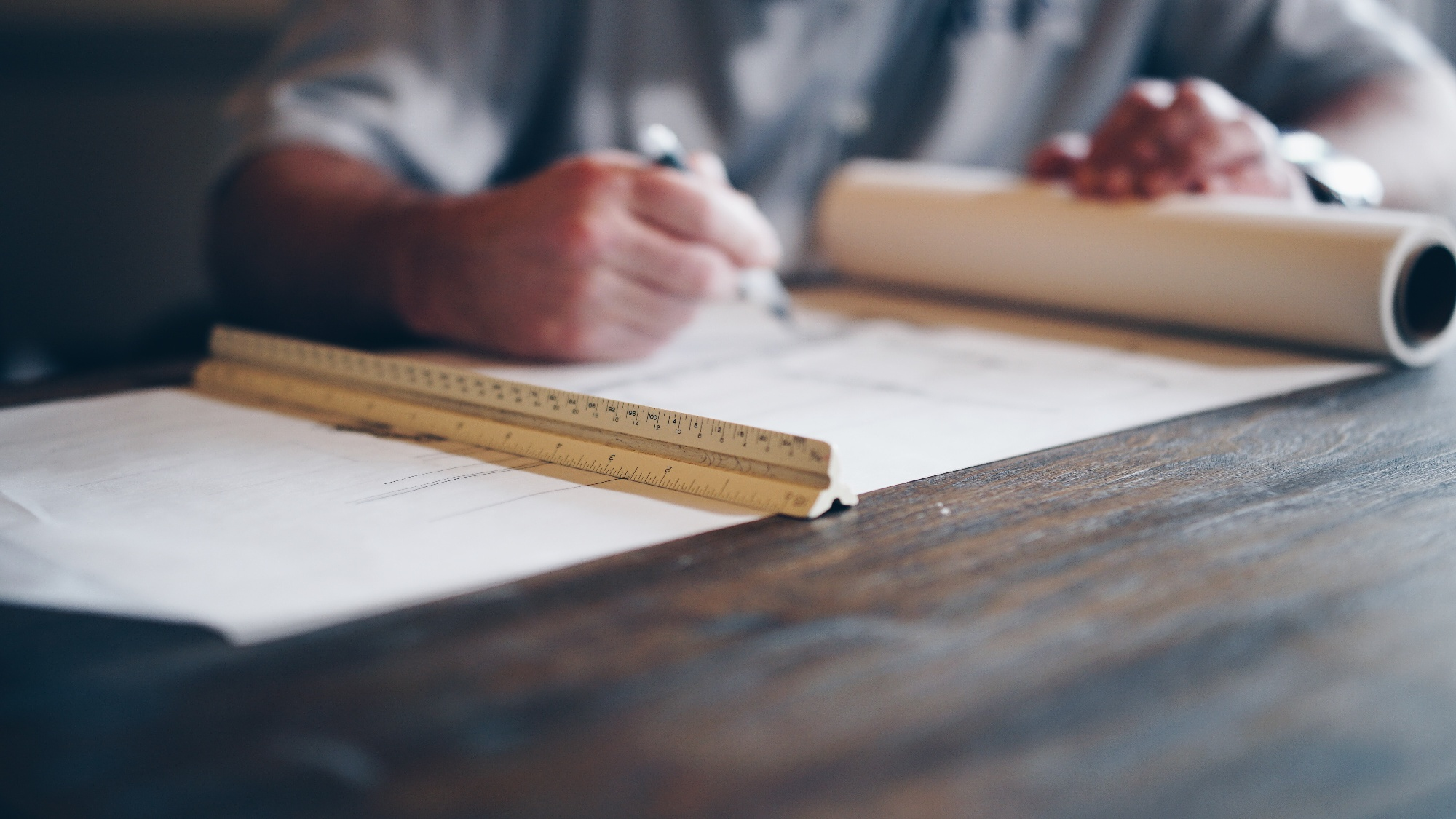 Designing a custom home blueprint is just like designing a custom digital marketing strategy
