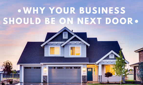 why your business should be on nextdoor