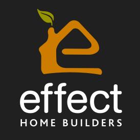 effect home builders logo