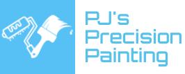 PJ's Precision Painting Logo